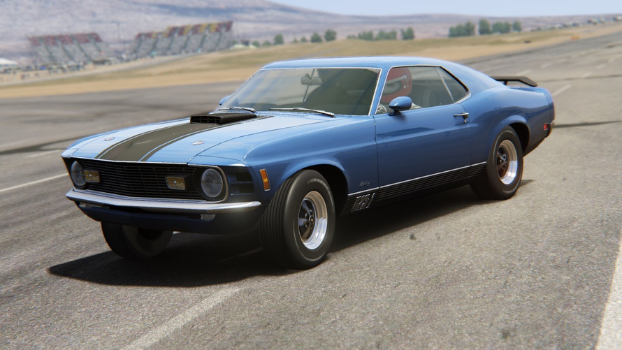 Assetto Corsa – Ford Mustang 1970